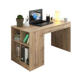 Tempo Kondela PC stůl VENDI - dub Wotan