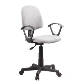 Tempo Kondela Kancelářská židle TAMSON - šedá / černá