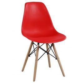 Casarredo Jídelní židle MODENA II červená