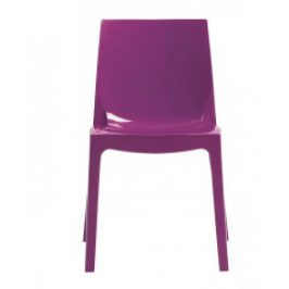 Stima Zahradní židle ICE HIGLOOP* melanzana - fialová