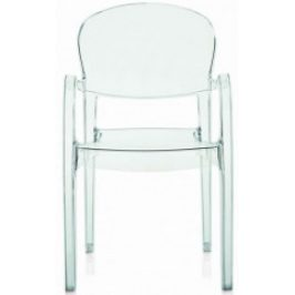 Stima Židle Joker Transparente - průhledný