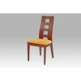 Autronic Jídelní židle BC-33904 TR3 - Třešeň