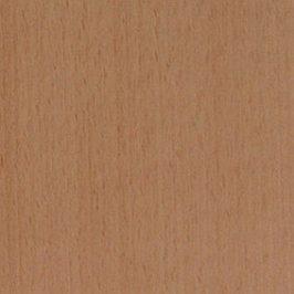 Autronic Jídelní židle BC-3921 BUK3 - barva buk, potah hnědý