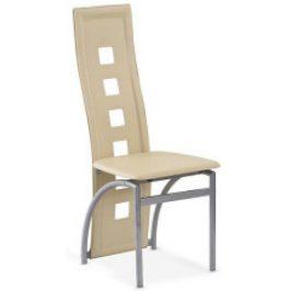 Halmar Jídelní židle K4 M Tmavě krémová