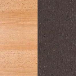 Stima Jídelní židle Nancy Buk/koženka marrone