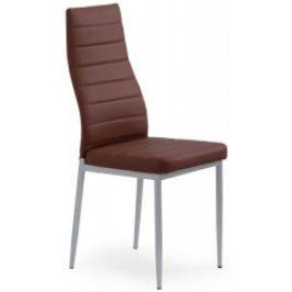 Halmar Jídelní židle K70 Tmavě hnědá