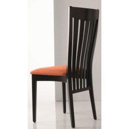 Alba Jídelní židle Fiona Dřevěný opěrák