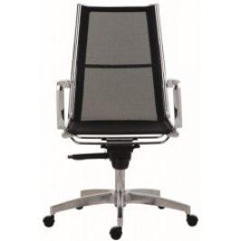 Antares Kancelářská židle 8800 Kase mesh - vysoká záda Černá síť