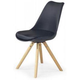 Halmar Jídelní židle K201 černá