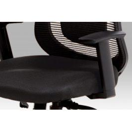 Autronic Kancelářská židle KA-A186 BK - černá