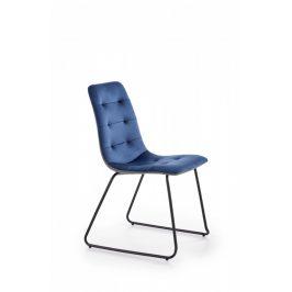 Halmar Jídelní židle K-321 - modrá