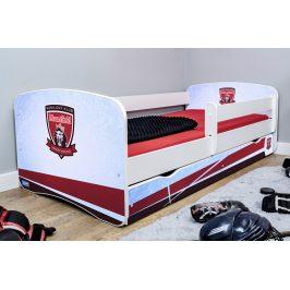 Forclaire Dětská hokejová postel - Mountfield HK