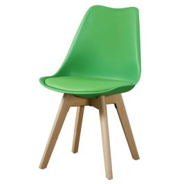 Casarredo Jídelní židle CROSS II zelená