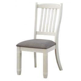 Casarredo Jídelní židle PROWANSJA borovice/šedá