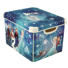 Curver DECOBOX - L - FROZEN