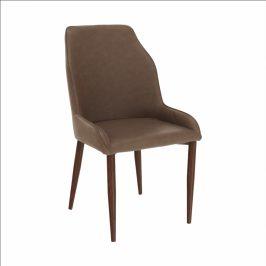 Tempo Kondela Jídelní židle IMPERIA - hnědá