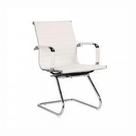 Tempo Kondela Konferenční židle AZURE 2 NEW TYP 2 - bílá