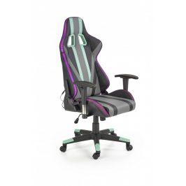 Halmar Kancelářská židle FACTOR s LED osvětlením