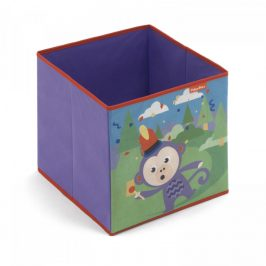 Arditex Úložný box na hračky Fisher Price - Opička