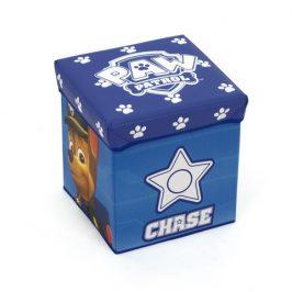 Arditex Úložný box na hračky Tlapková Patrola s víkem