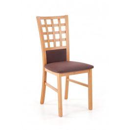 Halmar Jídelní židle GERARD 3 - olše/Inari 28