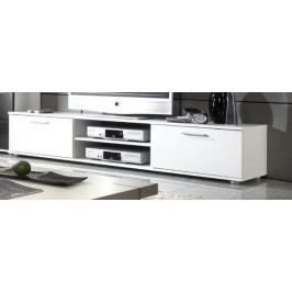 Cama Televizní stolek Zara - bílý/bílý