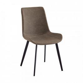 Tempo Kondela Jídelní židle NIRO - hnědá