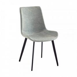 Tempo Kondela Jídelní židle NIRO - šedá