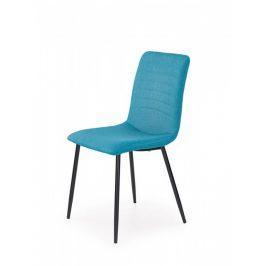 Halmar Jídelní židle K251 - tyrkysová