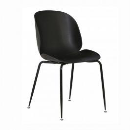 Tempo Kondela Jídelní židle MENTA - černá