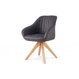 Autronic Jídelní židle HC-772 GREY3 - šedá