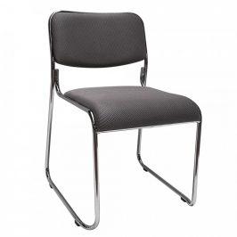 Tempo Kondela Konferenční židle BULUT - šedá