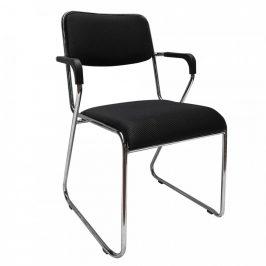 Tempo Kondela Konferenční židle DERYA - černá
