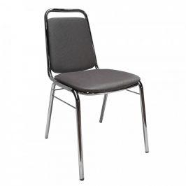 Tempo Kondela Zasedací židle ZEKI - šedá