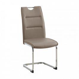 Tempo Kondela Jídelní židle TOSENA - světle hnědá