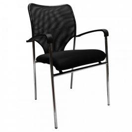 Tempo Kondela Konferenční židle UMUT - černá