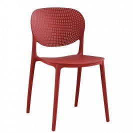 Tempo Kondela Židle FEDRA - červená