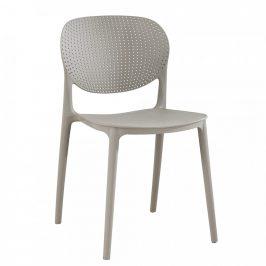Tempo Kondela Židle FEDRA - šedá