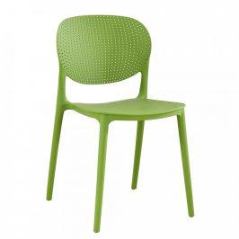 Tempo Kondela Židle FEDRA - zelená