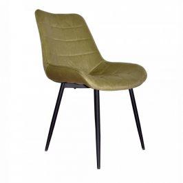 Tempo Kondela Židle SARIN - zelená/černá