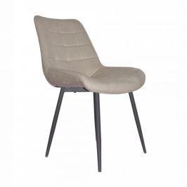 Tempo Kondela Židle SARIN - béžová/černá