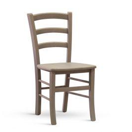 Stima Dřevěná židle Paysane moderní odstíny - masiv