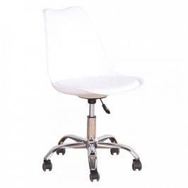 Tempo Kondela Kancelářská židle DARISA NEW - bílá