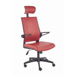 Halmar Kancelářská židle DUCAT - červená