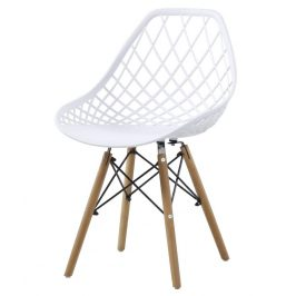 Casarredo Jídelní židle AQUILA bílá