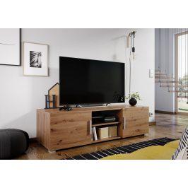 Casarredo Televizní stolek JERSEY dub artisan