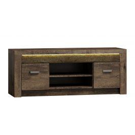 Casarredo Televizní stolek INDIANAPOLIS I-9 jasan tmavý