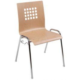 Alba Konferenční židle Viola - bez čalounění