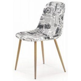 Halmar Jídelní židle K220 vícebarevná