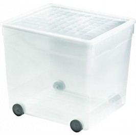 Curver Box s kolečky TEXTILE 33L